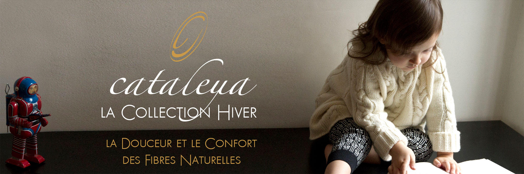 Collection hiver Cataleya